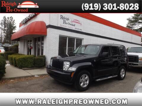 2009 Jeep Liberty for sale at Raleigh Pre-Owned in Raleigh NC