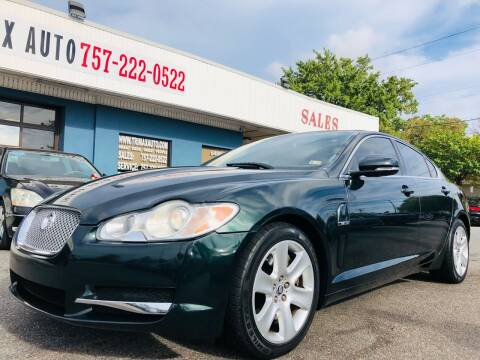 2011 Jaguar XF for sale at Trimax Auto Group in Norfolk VA