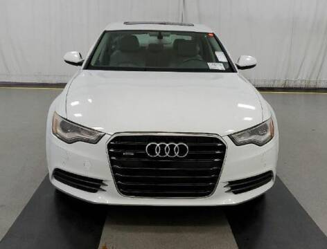 2015 Audi A6 for sale at Pars Auto Sales Inc in Stone Mountain GA