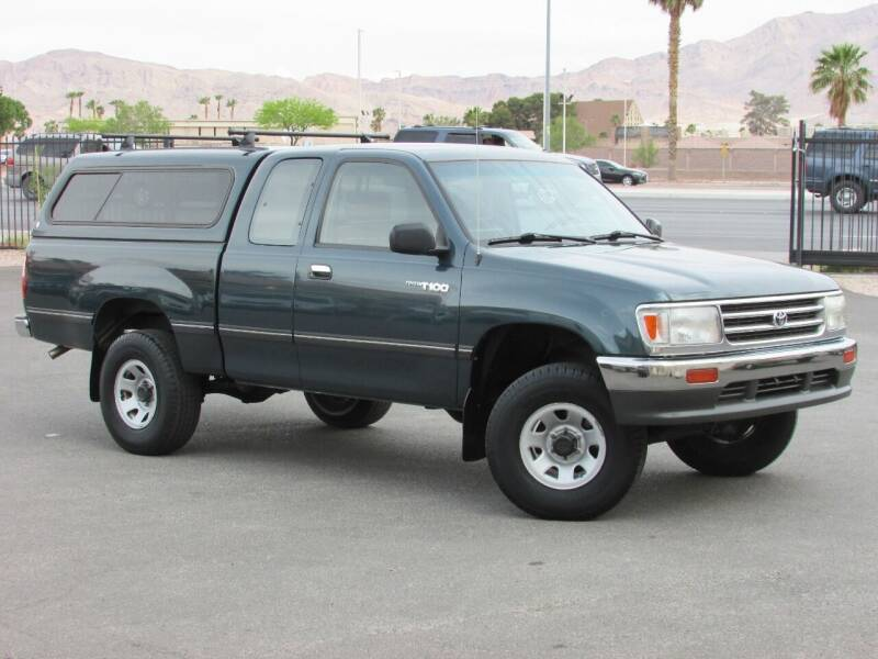 1995 Toyota T100 for sale at Best Auto Buy in Las Vegas NV