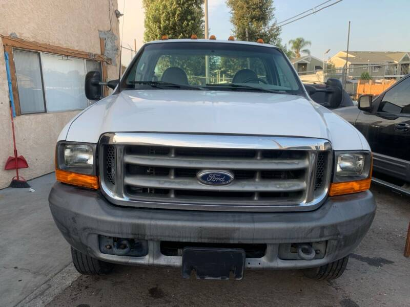 1999 Ford F-450 Super Duty for sale at Aria Auto Sales in El Cajon CA