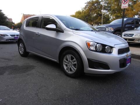 2013 Chevrolet Sonic for sale at H & R Auto in Arlington VA
