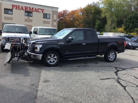 2015 Ford F-150 for sale at Desi's Used Cars in Peabody MA