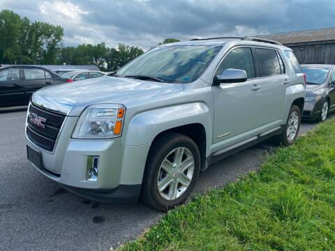 2011 GMC Terrain for sale at Paul Hiltbrand Auto Sales LTD in Cicero NY