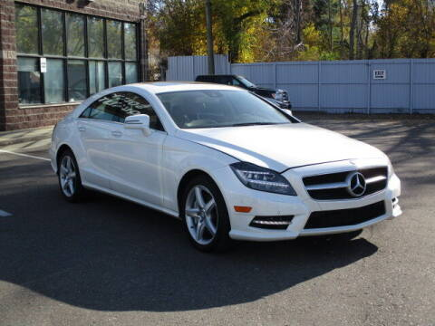2013 Mercedes-Benz CLS for sale at SOUTHFIELD QUALITY CARS in Detroit MI
