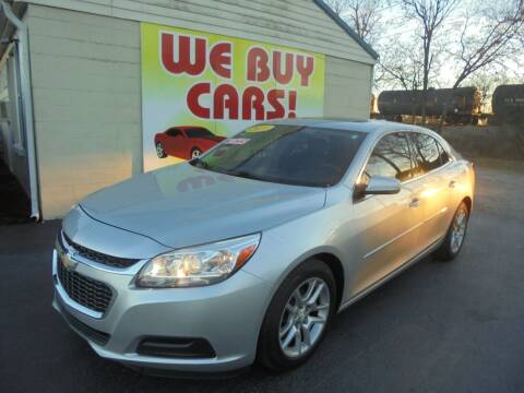 2015 Chevrolet Malibu for sale at Right Price Auto Sales in Murfreesboro TN