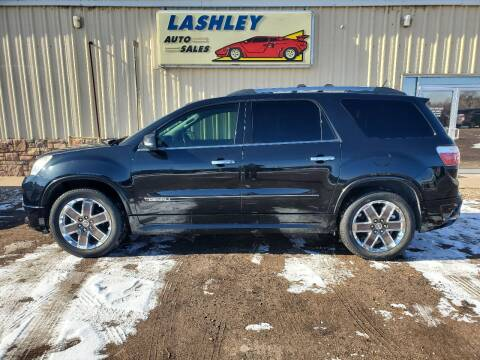 2012 GMC Acadia for sale at Lashley Auto Sales in Mitchell NE