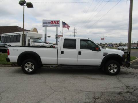 2008 Ford F-350 Super Duty for sale at Dealer One Auto Credit in Oklahoma City OK