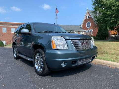 2007 GMC Yukon for sale at Automax of Eden in Eden NC