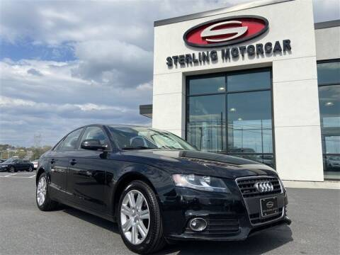 2011 Audi A4 for sale at Sterling Motorcar in Ephrata PA