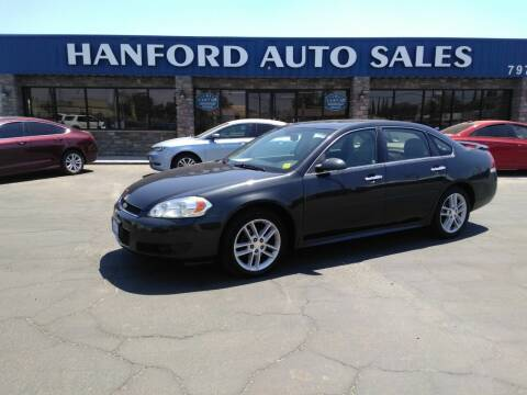 2015 Chevrolet Impala Limited for sale at Hanford Auto Sales in Hanford CA