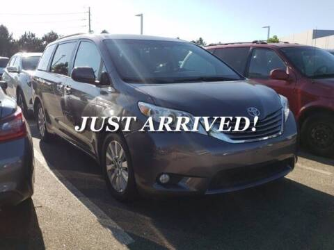 2015 Toyota Sienna for sale at EMPIRE LAKEWOOD NISSAN in Lakewood CO