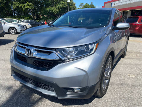 2019 Honda CR-V for sale at Capital City Imports in Tallahassee FL