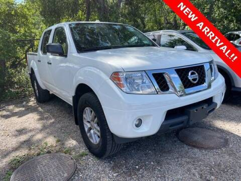 2018 Nissan Frontier for sale at APPLE HONDA in Riverhead NY