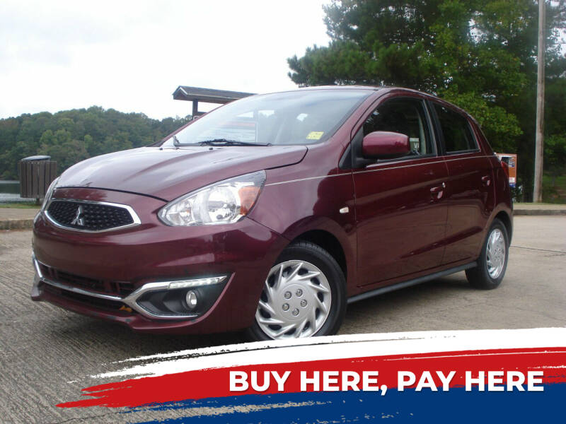 2017 Mitsubishi Mirage for sale at Car Store Of Gainesville in Oakwood GA
