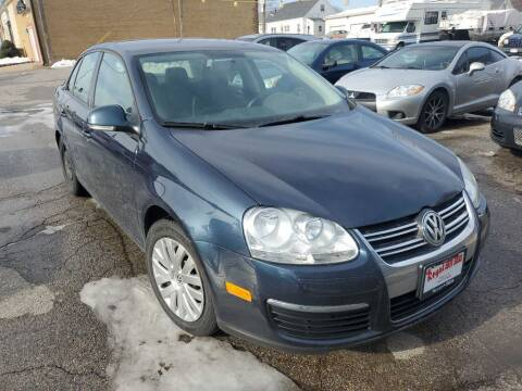2010 Volkswagen Jetta for sale at ROYAL AUTO SALES INC in Omaha NE