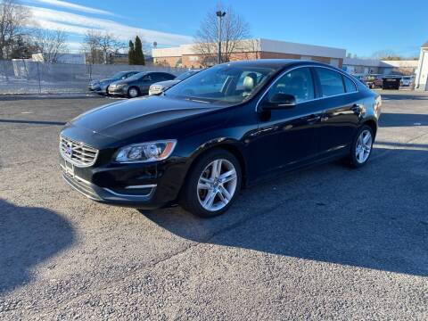 2014 Volvo S60 for sale at Riverside Auto Sales & Service in Portland ME
