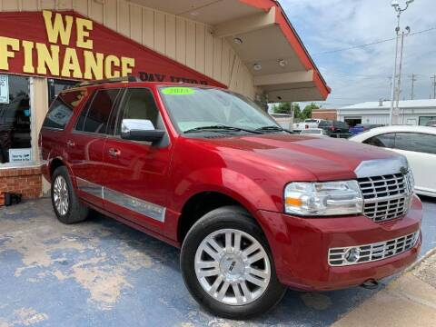 2013 Lincoln Navigator for sale at Caspian Auto Sales in Oklahoma City OK