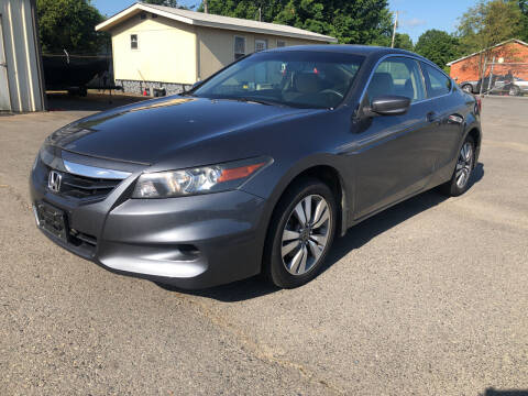 2012 Honda Accord for sale at Elders Auto Sales in Pine Bluff AR