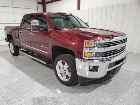 2016 Chevrolet Silverado 2500HD for sale at Hatcher's Auto Sales, LLC in Campbellsville KY