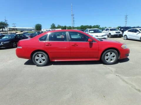 2010 Chevrolet Impala for sale at BLACKWELL MOTORS INC in Farmington MO