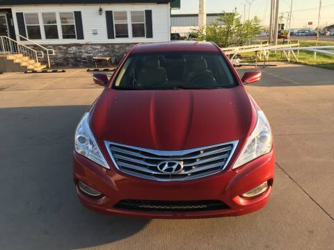 2014 Hyundai Azera for sale at Zoom Auto Sales in Oklahoma City OK