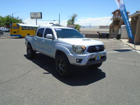 2012 Toyota Tacoma for sale at Team D Auto Sales in St George UT