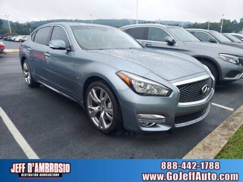 2017 Infiniti Q70L for sale at Jeff D'Ambrosio Auto Group in Downingtown PA