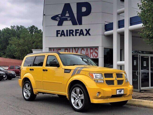 2011 Dodge Nitro for sale at AP Fairfax in Fairfax VA