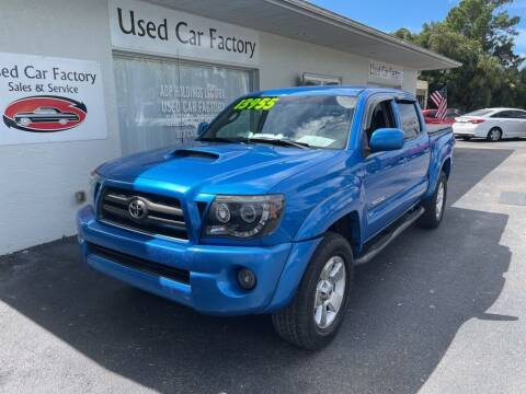 2010 Toyota Tacoma for sale at Used Car Factory Sales & Service in Port Charlotte FL