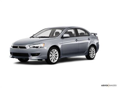 2010 Mitsubishi Lancer for sale at CHAPARRAL USED CARS in Piney Flats TN