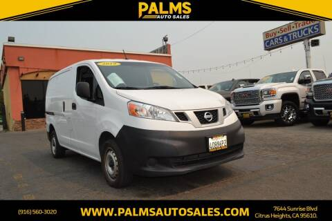 2019 Nissan NV200 for sale at Palms Auto Sales in Citrus Heights CA