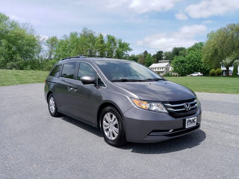 2015 Honda Odyssey for sale at PMC GARAGE in Dauphin PA