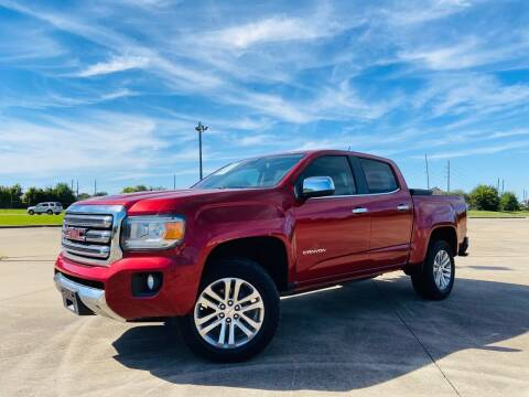 2015 GMC Canyon for sale at AUTO DIRECT Bellaire in Houston TX