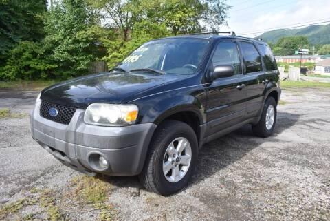 2005 Ford Escape for sale at Gamble Motor Co in La Follette TN