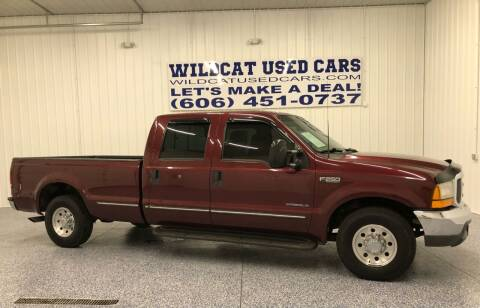 1999 Ford F-250 Super Duty for sale at Wildcat Used Cars in Somerset KY