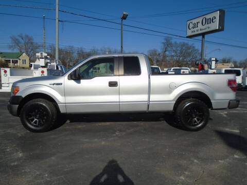 2014 Ford F-150 for sale at Car One in Murfreesboro TN