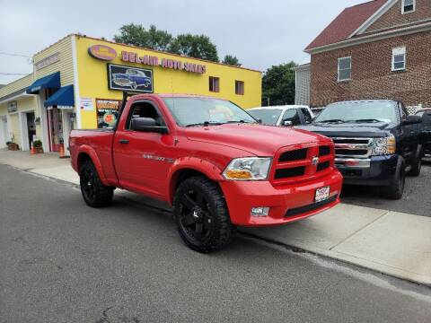 2011 RAM Ram Pickup 1500 for sale at Bel Air Auto Sales in Milford CT