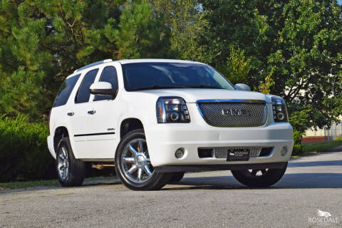 2011 GMC Yukon for sale at Rosedale Auto Sales Incorporated in Kansas City KS