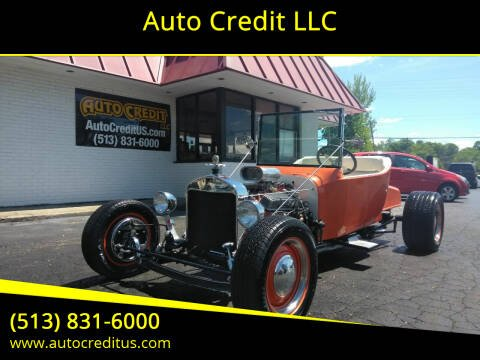 1923 Ford Model T for sale at Auto Credit LLC in Milford OH