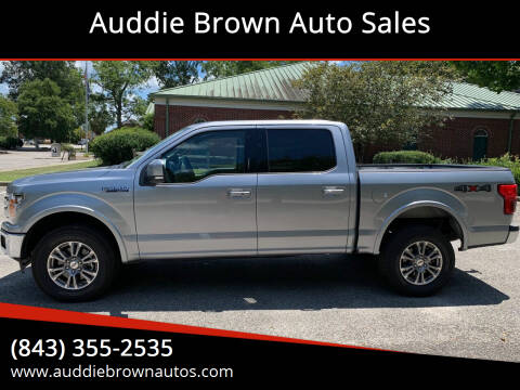 2020 Ford F-150 for sale at Auddie Brown Auto Sales in Kingstree SC