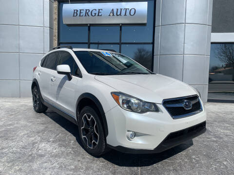 2014 Subaru XV Crosstrek for sale at Berge Auto in Orem UT
