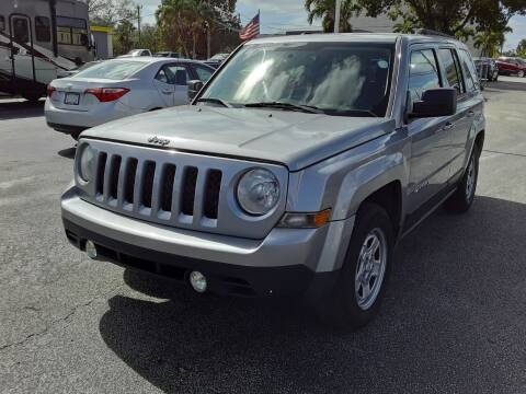 2014 Jeep Patriot for sale at YOUR BEST DRIVE in Oakland Park FL