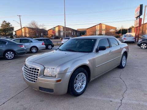 2009 Chrysler 300 for sale at Car Gallery in Oklahoma City OK