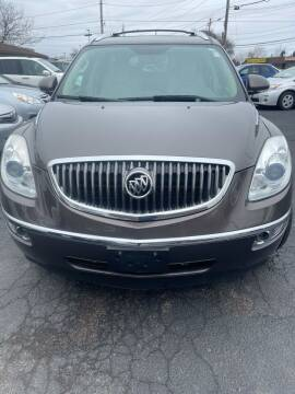 2012 Buick Enclave for sale at Right Choice Automotive in Rochester NY