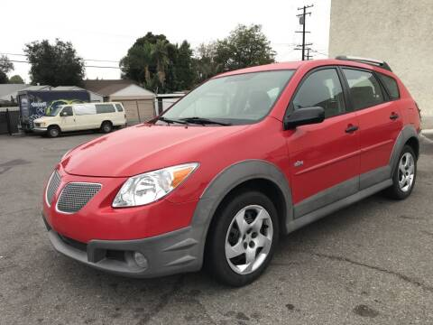 2006 Pontiac Vibe for sale at Quality Car Sales in Whittier CA