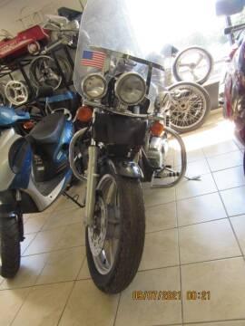 1999 Honda VT 1100 for sale at Trinity Cycles in Burlington NC