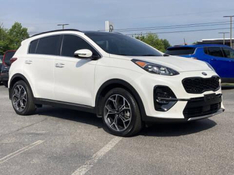 2020 Kia Sportage for sale at Southern Auto Solutions - Kia Atlanta South in Marietta GA