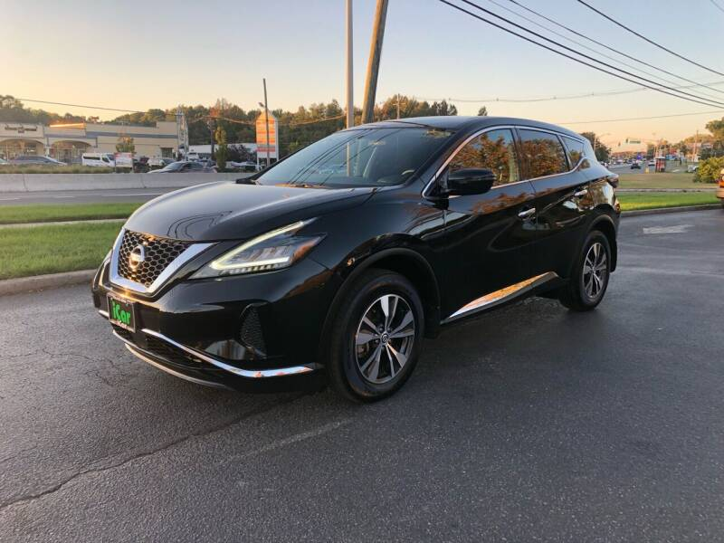 2019 Nissan Murano for sale at iCar Auto Sales in Howell NJ
