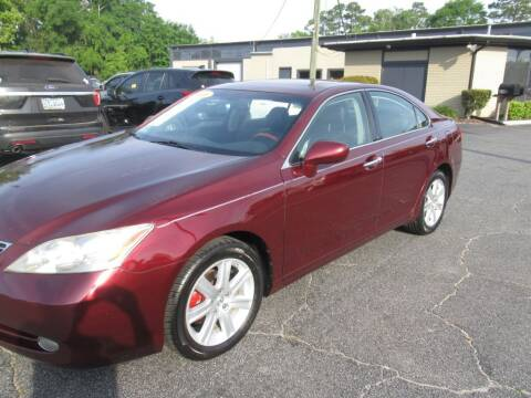 2008 Lexus ES 350 for sale at Maluda Auto Sales in Valdosta GA